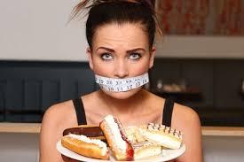 Типы и признаки расстройств пищевого поведения у спортсменов.