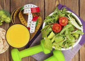 Фитнес и питание: как еда может помочь вам?